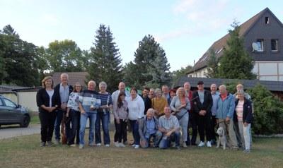 13. Jahrestreffen des BDK Landesverbandes Sachsen-Anhalt vom 20.–22.08.2021 in Rübeland (Harz)