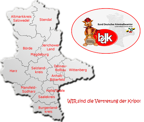 16. BDK-Stammtisch Landesverband Sachsen-Anhalt