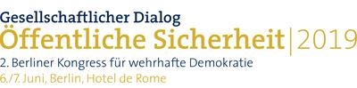 2. Berliner Kongress für wehrhafte Demokratie