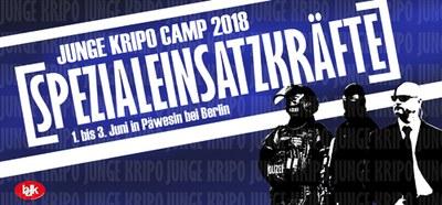 5. Junge Kripo Camp
