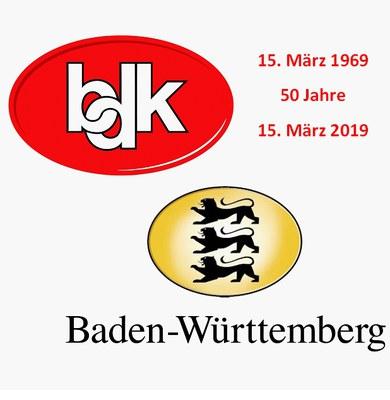 50 Jahre BDK Baden-Württemberg
