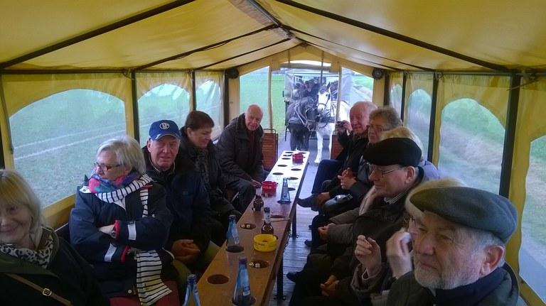 7. Pensionärstreffen des Landesverbandes NRW vom 01.- bis 02.12.2015 in Soest