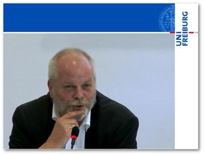 BDK beim Symposium zur erweiterten DNA-Analyse beim FRIAS der Uni Freiburg