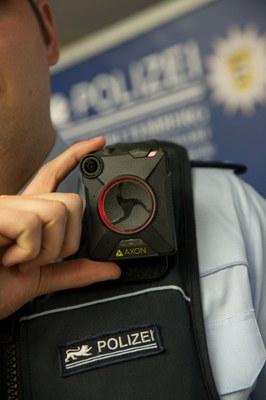 BDK BW vor Ort - Einführung der Bodycam in Baden-Württemberg