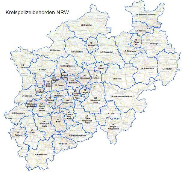 Benötigt NRW eine Polizeireform?