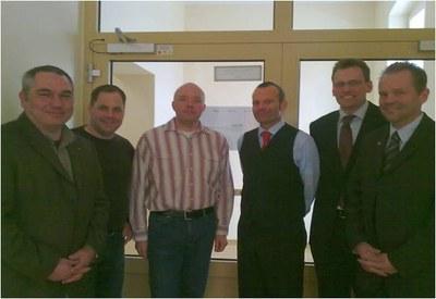 Besuch im Gemeinsamen Analyse- und Strategiezentrum Illegale Migration (GASIM)
