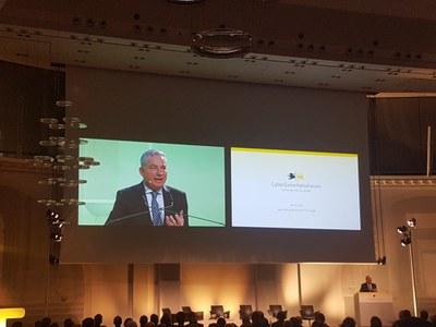1. CyberSicherheitsForum Baden-Württemberg