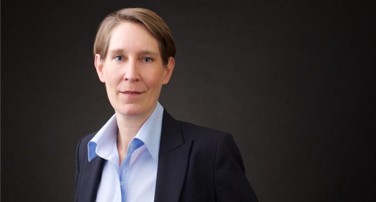 Herzlichen Glückwunsch Frau Dr. Stefanie Hinz