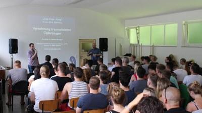 Junge Kripo Camp 2016 am Möhnesee