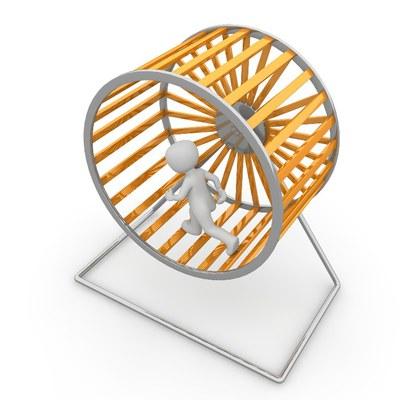 KKI - Wer stoppt das Hamsterrad?