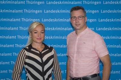 Neue Mordkommission in Thüringen