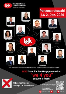 Personalratswahl 2020 in Sachsen-Anhalt