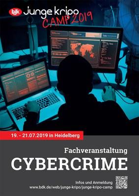 Pressemeldung Junge Kripo Camp 2019 in Heidelberg