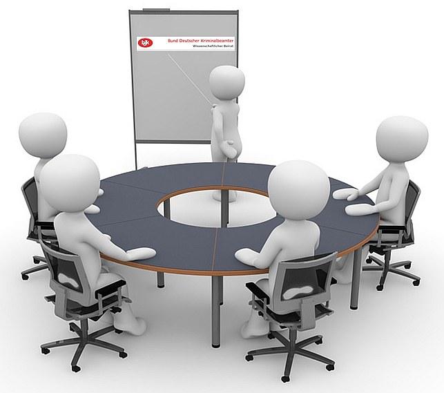 Sitzung des Wissenschaftlichen Beirates des BDK