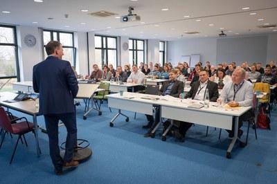 Verbrechensbekämpfung im Wandel – erfolgreiche Fachveranstaltung in Lübbenau