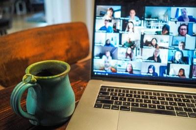 Virtuelle Sitzung des geschäfts- führenden Landesvorstandes