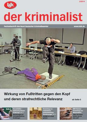 """""""der kriminalist"""" 02/2014"""
