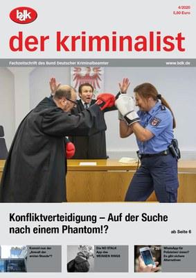 der kriminalist 04-2020
