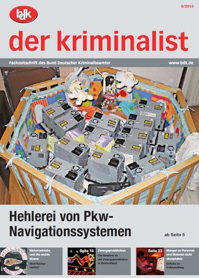 """""""der kriminalist"""" 06/2014"""