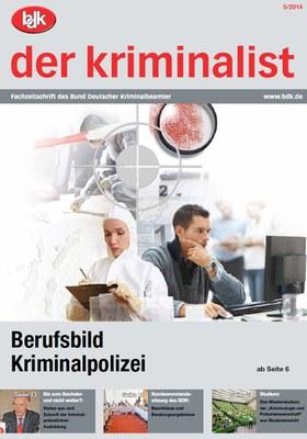 """""""der kriminalist"""" 05/2014"""