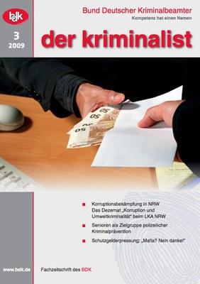 """""""der kriminalist"""" 3/2009"""