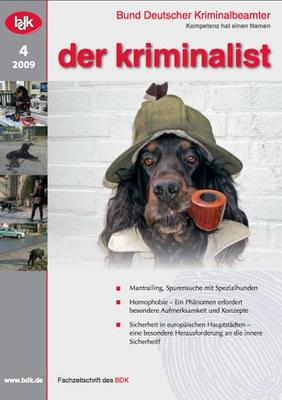 """""""der kriminalist"""" 4/2009"""