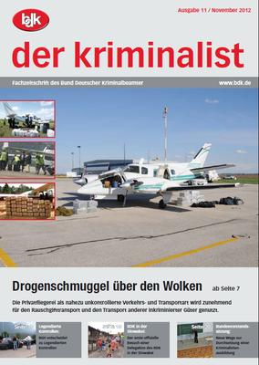 """""""der kriminalist"""" 11/2012"""