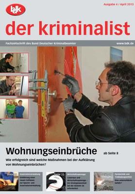 """""""der kriminalist"""" 4/2013"""